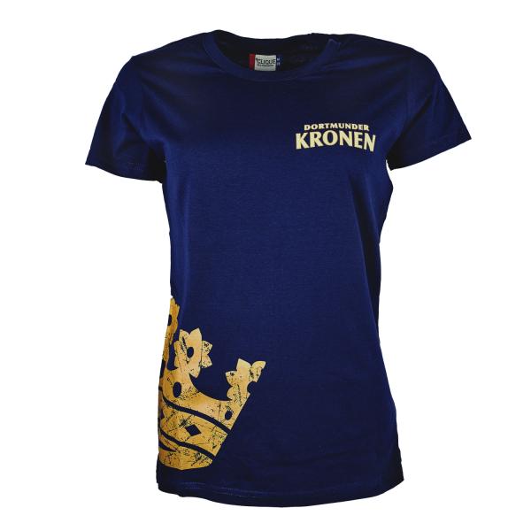 Kronen T-Shirt Damen