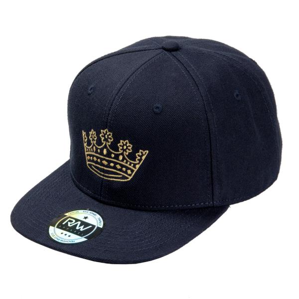 """Snapback-Cap """"Kronen"""""""