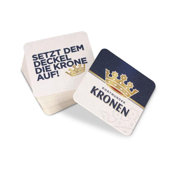 Kronen Bierdeckel